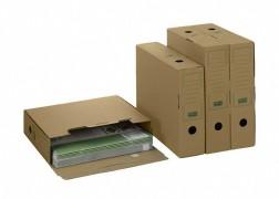 Archivsystem braun