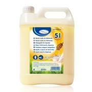 HYGSOFT Flüssigseife für Spender 'Milch & Honig', 5 Liter