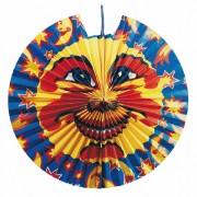 Lampion kokardenförmig SONNE + STERNE Ø 45cm