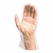 PE-Einweghandschuhe für Damen, transparent, 100 Stk.