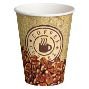 Kaffeebecher CofeToGo Pappbecher BAG OF COFFEE 12oz 300 ml, 50 Stk.