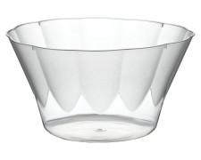 Eisbecher PS rund 300 ml Ø 11,1 cm   Höhe 6 cm glasklar ROYAL  70 Stk.