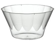 Eisbecher PS rund 500 ml Ø 13,1 cm   Höhe 7,1 cm glasklar ROYAL 110 Stk.
